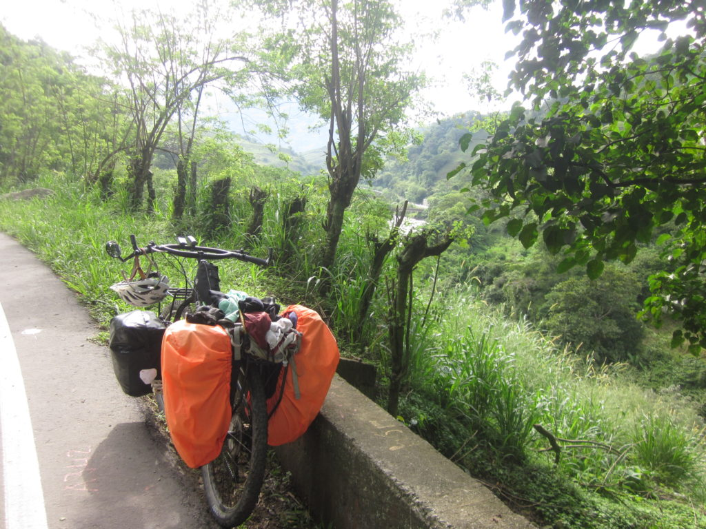 cycling to medellin